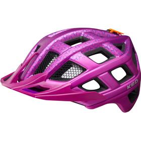 KED Crom - Casco de bicicleta - rosa